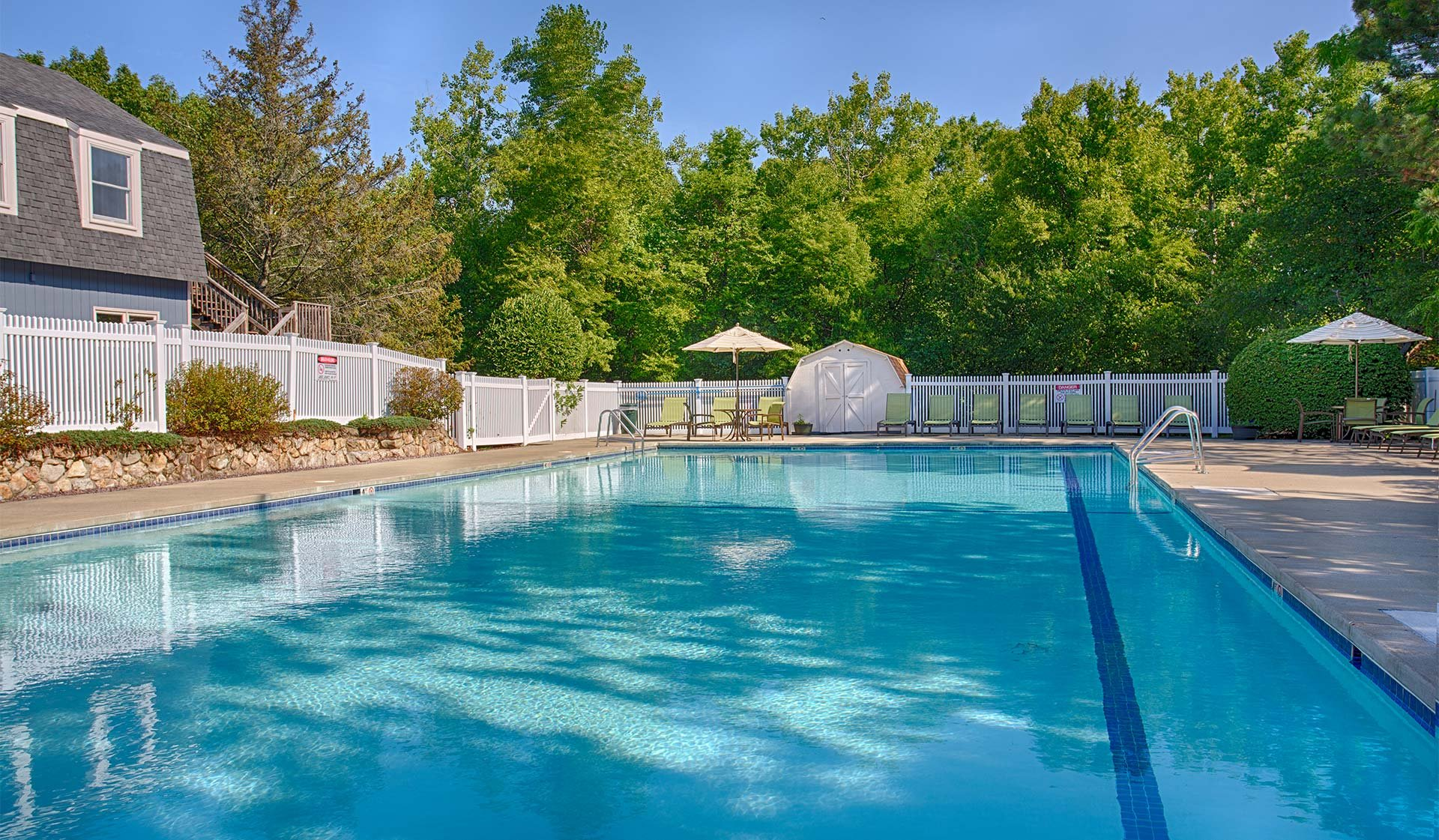 Wexford Village Apartments - Worcester, MA - swimming pool