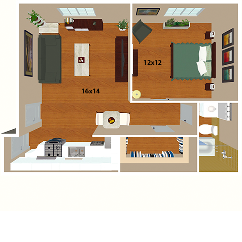 Wexford Village Apartment Homes | Worcester, MA | Floor Plans on