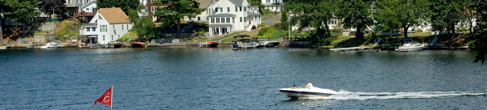 Wexford Village Apartments in Worcester, MA - Lake Quinsigamond
